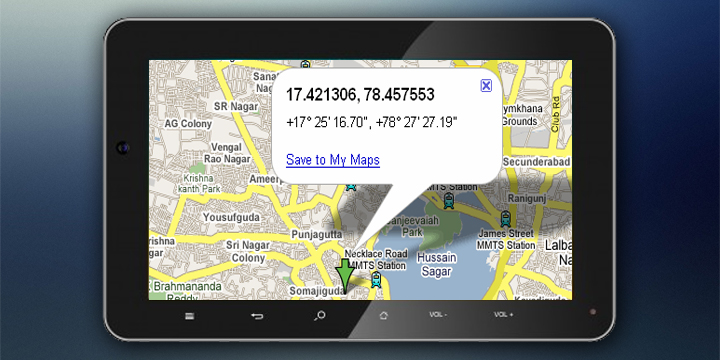 Custom Marker Icon For Google Maps Android Api V2 Android Trainee