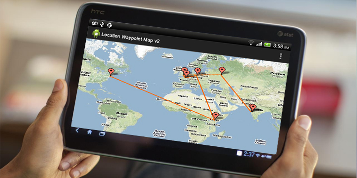 Route between two locations with waypoints in Google Map ... on star chart map, grid reference map, resection map, azimuth map, gnomonic projection map, latitude map, tide map, gps map, longitude map, orienteering map, tomtom map, geographic coordinate system map,